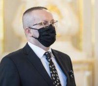 Владімір Пчолинскый ся вздав свойой функції директора СІС