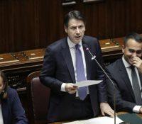 Італійска влада вітать план обновы