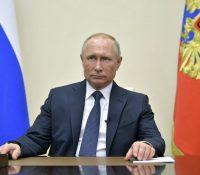 Путін зрушыв робоче вольно