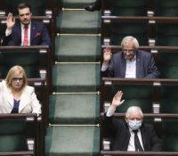 Польскый парламент схвалив голосованя поштов в презідентьскых вольбах