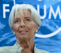 Лаґардова: Крізовы крокы ЕЦБ суть адекватны