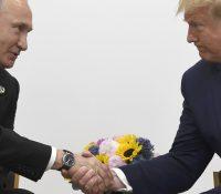 Трамп бісідовав з Путіном о запрошіню на саміт G7