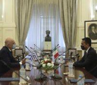 Ґреція і  Італія підписали договор о сполочній наморьній границі