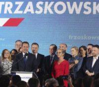 Андрей Дуда і Рафал Трзасковскі ідуть до другого кола презідентьскых волеб