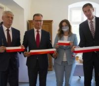 В Пряшові отворили гонорарный конзулат Польской републікы