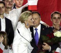 Презідентом в Польщі зіставать Дуда