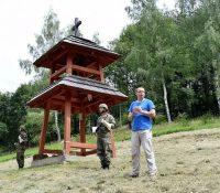 На верьшку Скоры бы міг выникнути памятник вояків Першой світовой войны