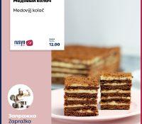 Medovŷj kolač