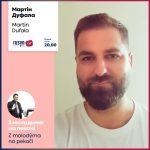 Martin Dufala 18. 08. 2020