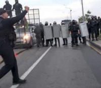 Тісячі літовскых актівістів вытворило в неділю людьскый ланцок довгый 34 кілометрів на підпору протестів в Мінску
