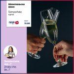 … smakuje vam šampaňske vyno? Znaly s´te, že tajnu bublinok u vyňi objavyv … 4.8.2020