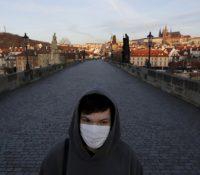 Чеська влада дасть до волебных містностей міліоны масок