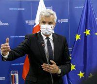 Міністер Корчок в Словенії