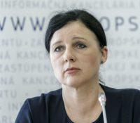 Мадярьска міністерка вызывать Йоурову, жебы одступила по крітіці Орбана