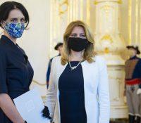 Презідентка выменовала А. Моравчікову за підпредседнічку НС СР