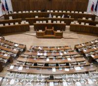 Засіданя парламенту перерване до 3-го новембра