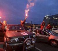 В Польщі знова проходили протесты