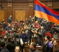 Етнічны Армены одступили Аґдам Азербайджану
