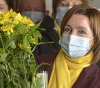 Бывша премєрка Маіа Сандуова перемогла в другім колі презідентьскых волеб в Молдавії