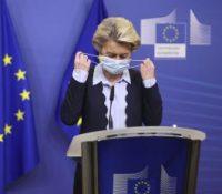 Выняткове онлайн їднаня лідрів ЕУ были заміряны на сполочный европскый поступ протів шыріню пандемії