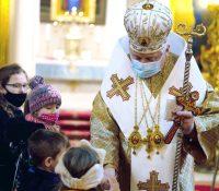 В Пряшівскій архієпархії одкрыли 26-ый річник Доброй новины