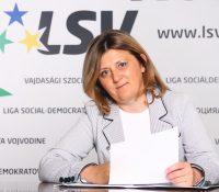 Олена Папуґа стала державным секретарьом резорту людьскых і меншыновых прав
