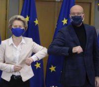 Представителі ЕУ підписали договор о обході і сполупраці з Британійов
