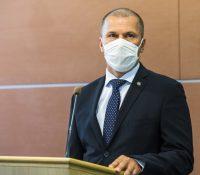 Міністер внутрїшнїх дїл выменовав за презідента Поліцайного збору Петра Коважіка