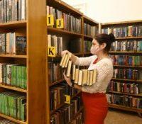 Од середы приступны бібліотекы