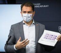 Словацька влада прияла новы опатріня на спомаліня шыріня інфекції