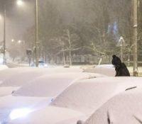 Сніжіня в Мадярьску днесь рано скомпліковало доправу