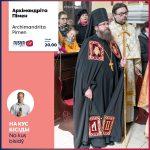 Besida z archimandritom Pimenom