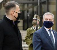 Міністры Мадярьска і Польщі договорили ся на воєньскій співпраці