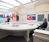 Ердоґан і Путїн спустили выставбу реактора ядровой електрарни