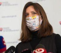 Міністерка Міланова публіковала документ ку реформі на підпору културы