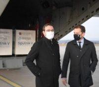Матовіч інформував, же выробця вакціны Sputnik V є охотный договор на забезпечіня двох міліонів вакцін зрушыти