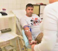 Шпыталі нижнього Земпліна позывають даровати кров