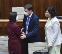 Міністерка Коликова зіставать у функції