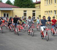 В Снині спустили bikesharing