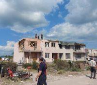 Шкоды по торнаді будуть може понад 15 міліард корун