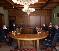 Представителі Кошыцькой єпархії в парламенті