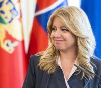 Словакію навщівив презідент Чорной Горы