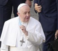 Папа стрітить ся з ґрекокатоликами в Пряшові