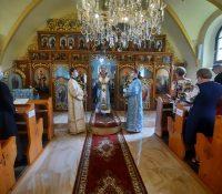 У Выраві посвятили обновлену церьков