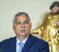 Орбан навщівить Чеську републіку