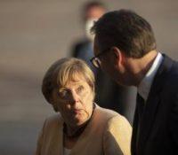 Вучіч подяковав Меркеловій за вшытко, што зробила про Балкан