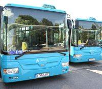 До Кошіць доразили першы новы автобусы